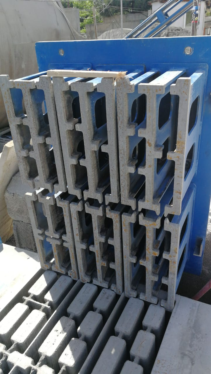brick making machine mold