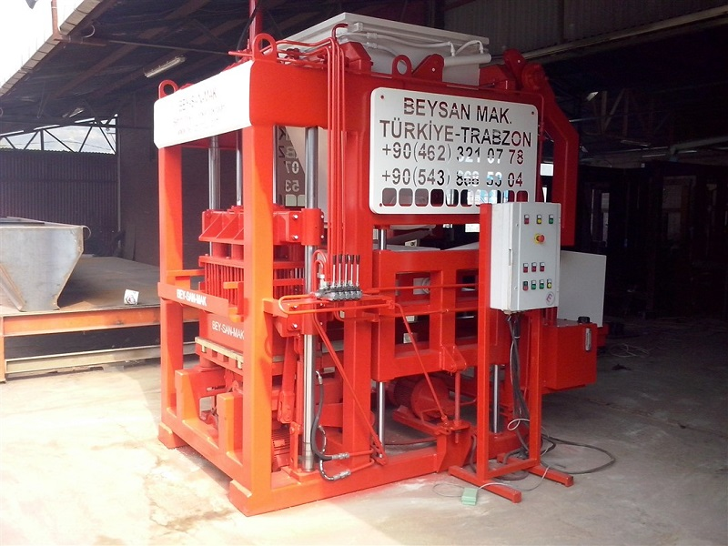 curbstone block making machine Botswana