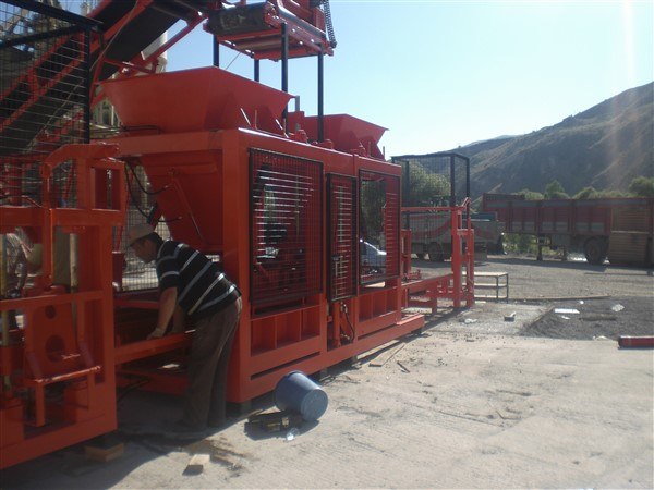 manufacture hollow concrete machine bunker