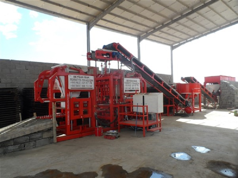 paving block making machine Botswana