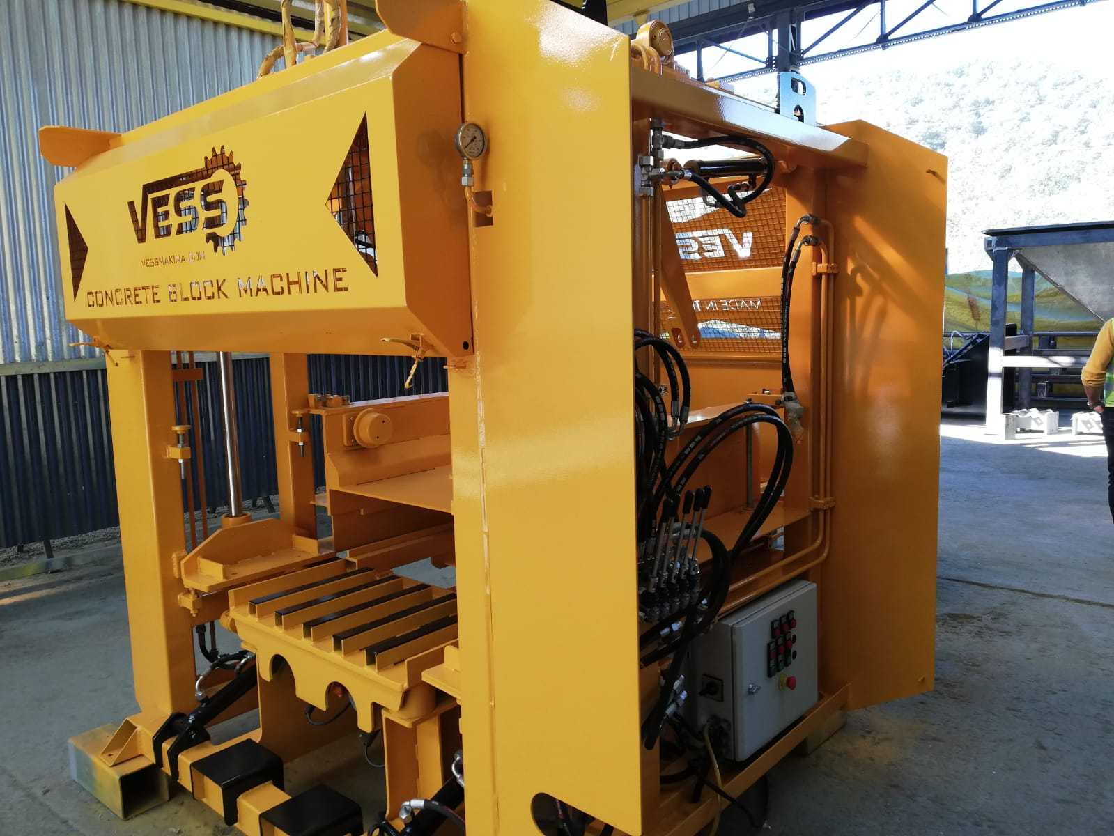 vess.eco machine which we sell to musa and jama